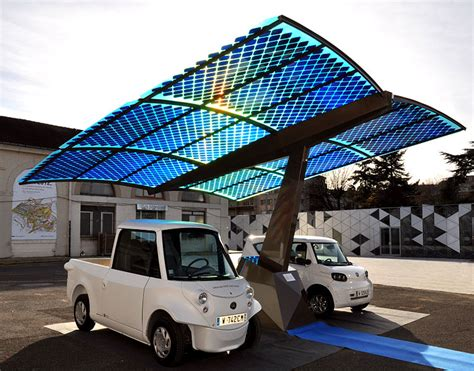 solar car canopies bringing power to the quik