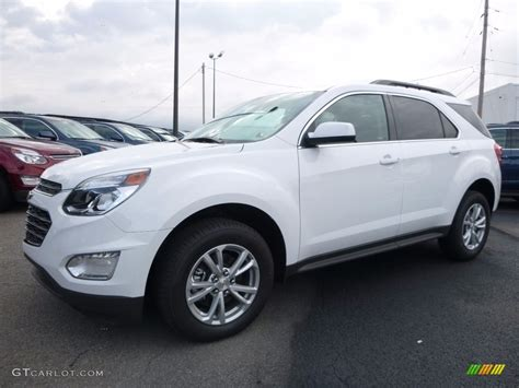 chevrolet equinox white 2016 summit white chevrolet equinox lt awd 114461940