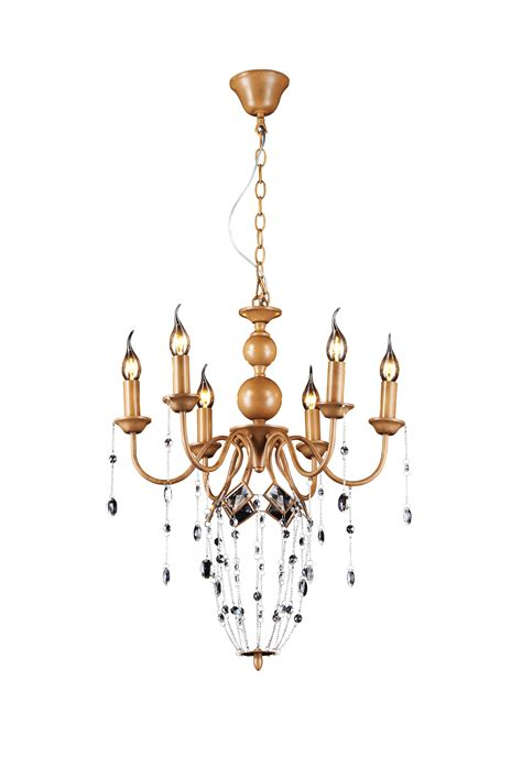 Modern Candle Chandelier Ihausexpress Modern Candle Chandelier With Clear