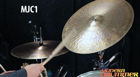embellished jazz time modern drummer magazine vic firth modern jazz collection modern drummer magazine