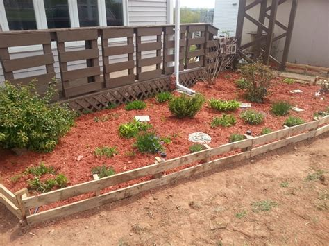 Landscape Edging Borders Diy 30 Diy Garden Bed Edging Ideas