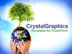 powerpoint template environment gogreen108 powerpoint template background of environment