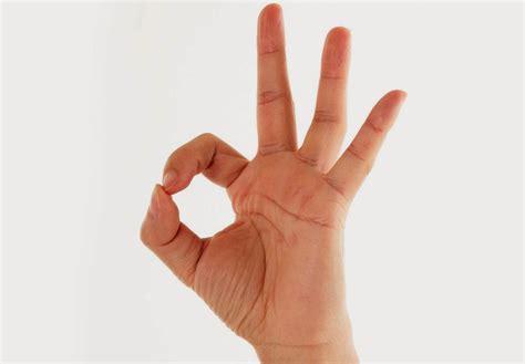imagenes de manos haciendo ok los ingredientes de la vida quot o k quot