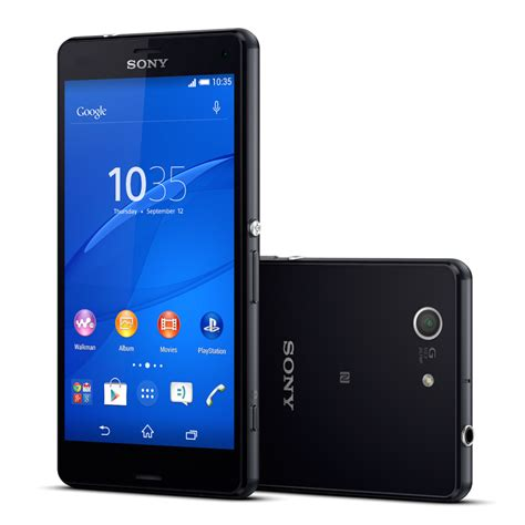 xperia z3 sony announce xperia z3 z3 compact e3 with prices