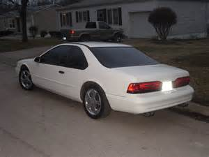 95 Ford Thunderbird 1995 Ford Thunderbird Pictures Information And Specs
