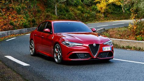Giulia Alfa Romeo by Alfa Romeo Giulia Qv 1e Rij Indruk Topgear