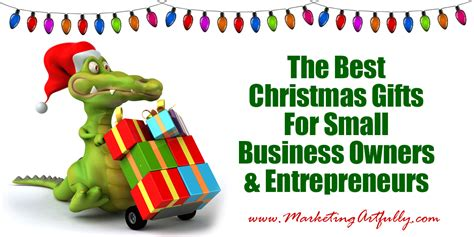 the best christmas gifts for small business owners and