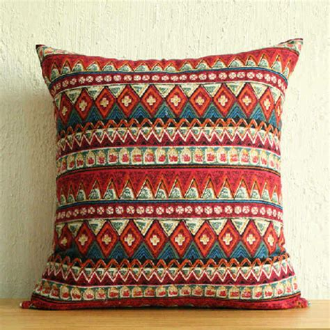 Cushion Covers For Sofa Pillows 18 Quot X45cm Classic Style Antique Sofa Throw Pillow Cushion Cover Ebay