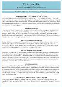 skills and abilities on resume best business template