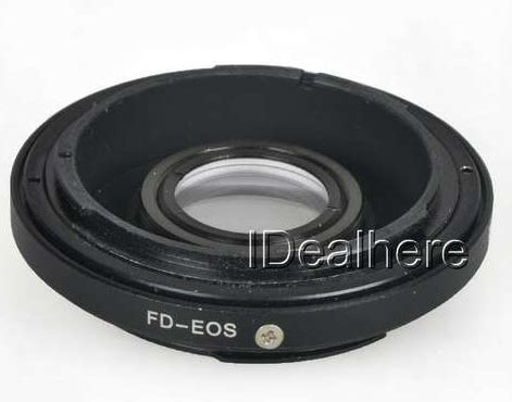 fd lens on an eos canon community