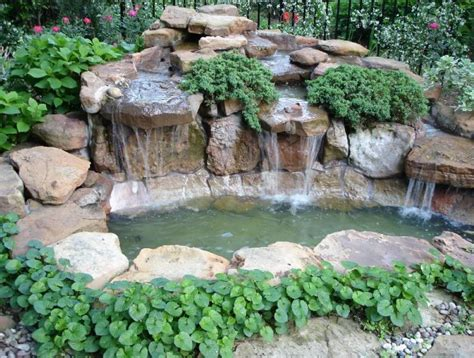 backyard plus backyard casual backyard waterfalls plus backyard