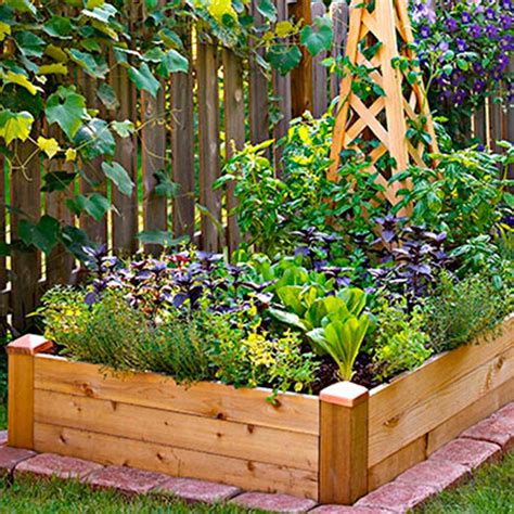 Square Foot Gardening Flowers Square Foot Gardening Minimal Space Maximum Results