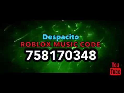 despacito roblox id despacito roblox music code youtube