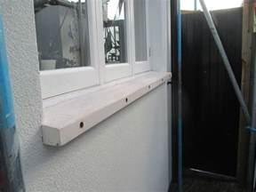 Bq Pvc Window Sills Window Sills On An External Insulation
