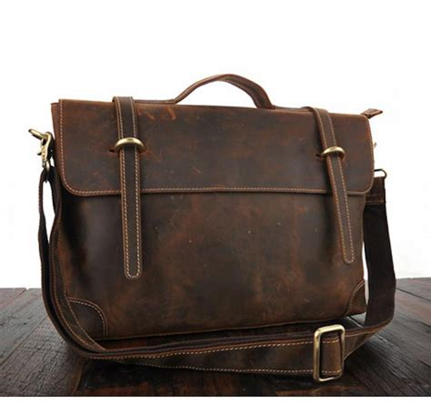 best mens leather briefcase best leather briefcase for high on leather