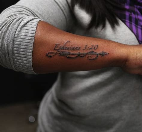 best bible verse tattoos most popular bible verse for creativefan