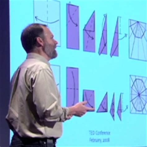 Ted Talk Origami - notcot org