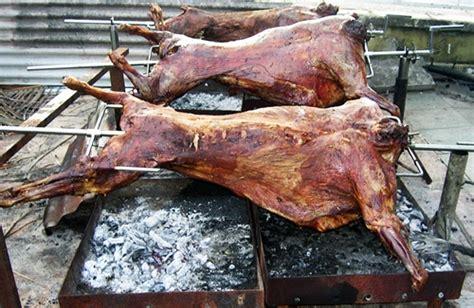 Pemanggang Kambing Golek pj roast kambing bakar catering melaka