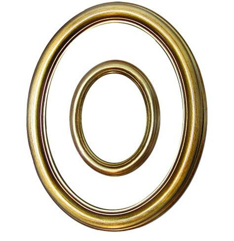cornici ovali in legno cornice ovale in legno oro 24x30 cm