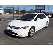 Car Picker  White Honda Civic