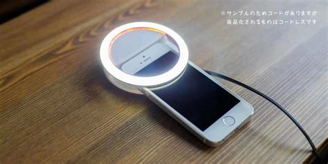 android light when phone rings a ring light that will take your selfies to the