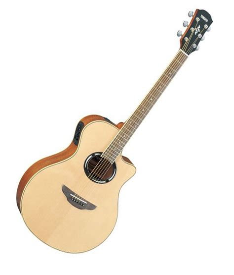 Gitar Akustik Apx500ii yamaha electric acoustic guitar apx500ii buy