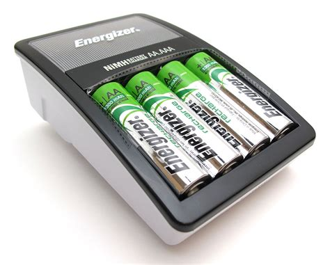 Energizer Recharge Value AA/AAA NiMH Battery Charger