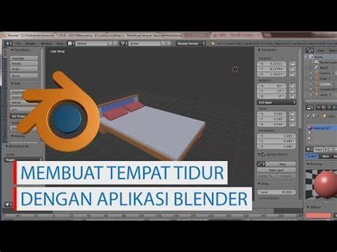 tutorial membuat kamar tidur dengan blender blender tutorial arsitek walktrough animation 07 doovi