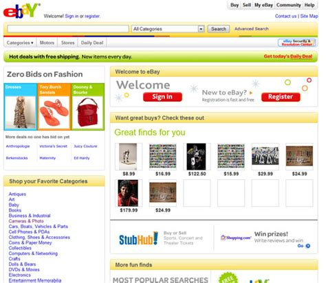 Ebay Page Template the significance of establishing a prominence brand