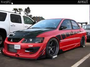 Mitsubishi Evo Tuners