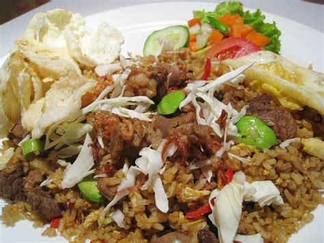 resep cara membuat nasi goreng kambing paling enak resep file nasi goreng pete kambing jpg wikimedia commons