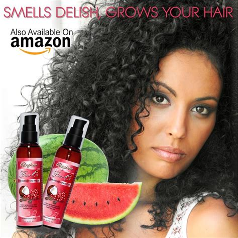 new hair growing at age 47 elongtress fancy oil hair growth enhancer watermelon
