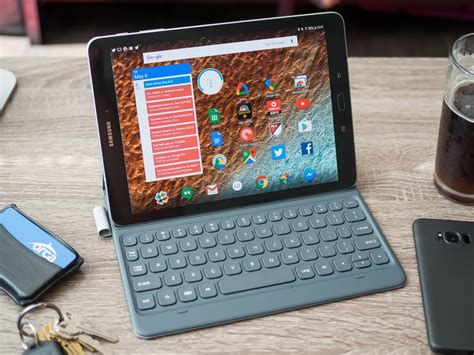 New Samsung Galaxy S8 Keyboard Cover Original Promo Price Bl samsung galaxy tab s3 currently on sale for 499 keyboard cover just 65 android central