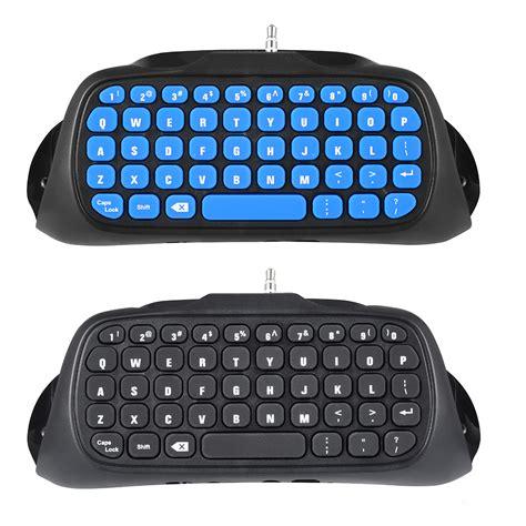ps4 wireless 2 4g distance wireless keyboard controller