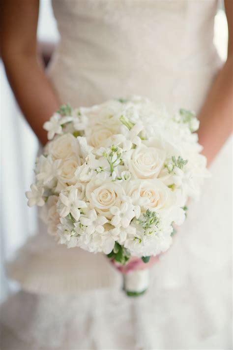 Flowers 101 Stephanotis by White And Stephanotis Bridal Bouquet