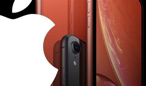 iphone xr release today as apple prices and new deals revealed express co uk
