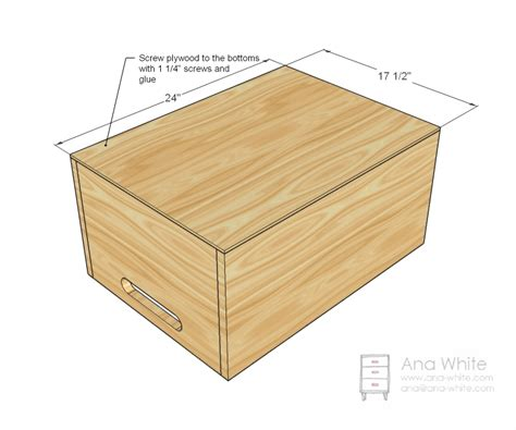 woodwork easy wooden toy box plans  plans