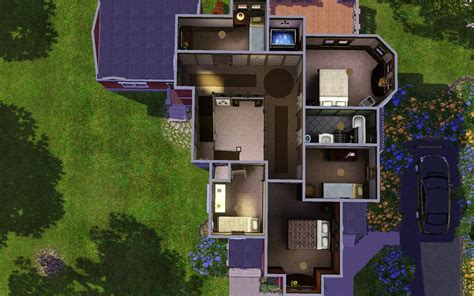 halliwell manor floor plans mod the sims halliwell manor