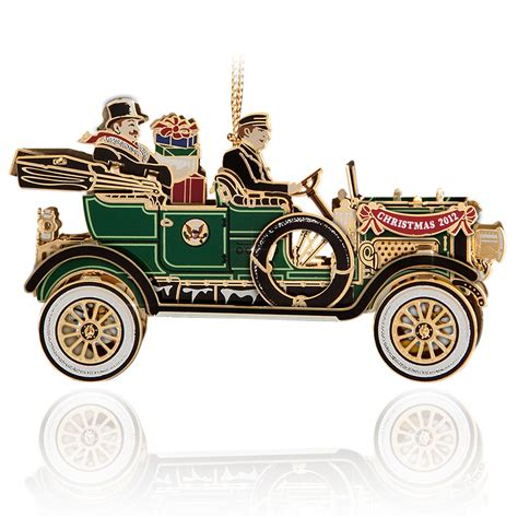white house ornaments william taft ornament white house historical association chemart keepsake