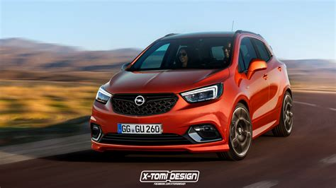 opel mokka opel mokka x opc rendering looks so good they ll have to