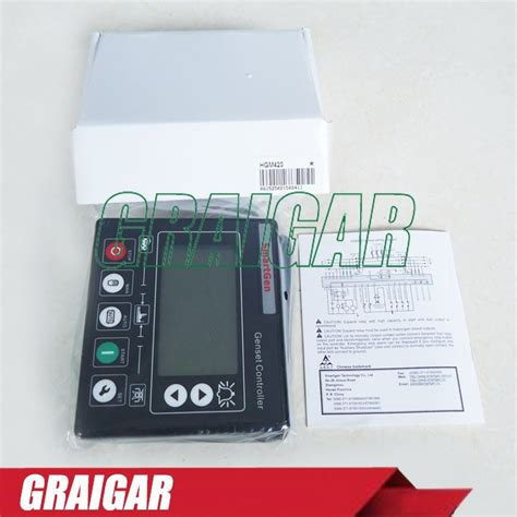 Module Smartgen Hgm520 smartgen genset generator controller hgm420 automatic engine module in generator parts