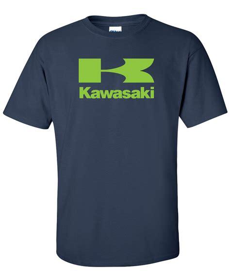 Kawasaki Shirt by Kawasaki Large Logo Graphic T Shirt Supergraphictees