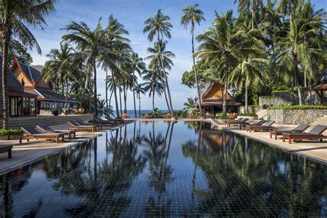 amanpuri luxury resort hotel  phuket thailand aman