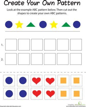 pattern math games for first grade best 25 shape patterns ideas on pinterest free