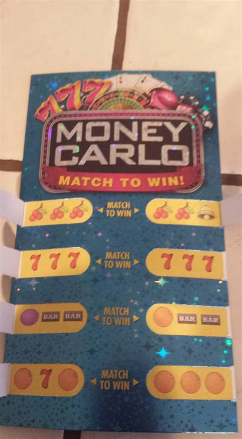 money carlo game piece botcrawl - Money Carlo Match To Win