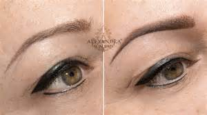 eyebrow permanent makeup trainings at alexandra academy