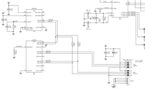 ethernet schematic diagram raspberry pi why are corresponding usb datalines