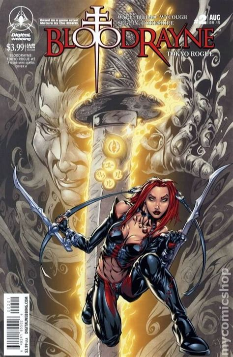 Rogue Comic Book Cover Search bloodrayne tokyo rogue 2008 comic books