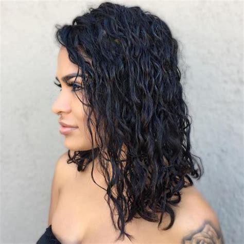 get hair wet after perm 50 gorgeous perms looks say hello to your future curls