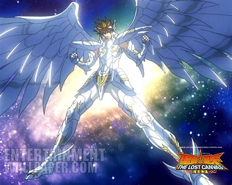 the lost canvas wallpapers seiya the lost of canvas